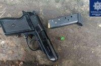 В Днепре подросток устроил стрельбу во дворе многоэтажки