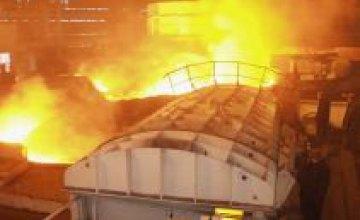 С начала 2010 года объем промышленного производства в Днепропетровске увеличился на 131,2%