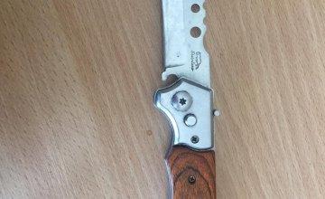 Не хотел отдавать долг: на Днепропетровщине мужчина пырнул ножом своего знакомого