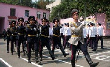 Сегодня Днепропетровская воинская часть 3006 празднует свое 90-летие