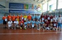 Днепропетровщина заняла третье место на Всеукраинском турнире среди сельских председателей и старост