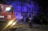 В многоэтажке на пр. Мира загорелся лифт: эвакуировано 10 человек (ФОТО)