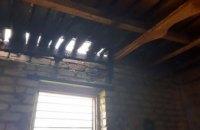 В Покровском районе сгорело помещение котельни (ФОТО)