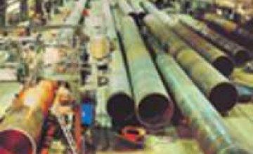 «Интерпайп» 2 апреля ввел в Никополе в эксплуатацию новый комплекс по производству насосно-компрессорных труб