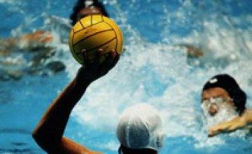 В Днепродзержинске проходит Открытый чемпионат Украины по водному поло