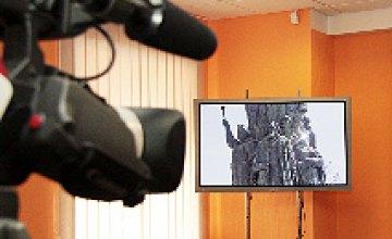 Пресс-конференция «Решение социальных и экологических проблем Желтых Вод» в пресс-центре ИА «НОВЫЙ МОСТ» (фото)