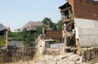 Жители обрушившегося дома в Днепропетровске живут в гостинице