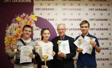 Команда Днепропетровщины победила на Всеукраинских соревнованиях по роботрафику