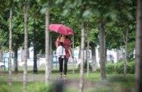 Погода в Днепре 13 октября: тепло и дождливо