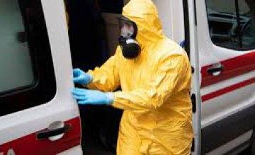 На Днепропетровщине  на сегодня госпитализированы 17 человек с подозрением на коронавирус