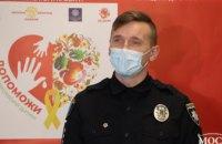 Не докладаючи великих зусиль, ми можемо врятувати чиєсь життя: патрульна поліція закликає бути донорами плазми