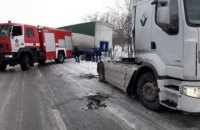 В Днепропетровской области в снежную ловушку попал житель Турции (ФОТО, ВИДЕО)