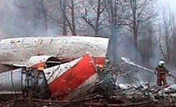 Польша и Россия разошлись во мнении о причинах аварии Ту-154