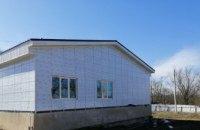 В Никопольском районе завершают строительство амбулатории семейной медицины