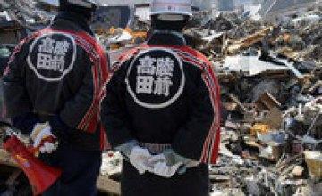 Число жертв стихии в Японии превысило 13,4 тыс человек