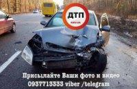 Под Киевом на новой Ирпенской трассе произошло смертельное ДТП: погибла женщина (ФОТО)