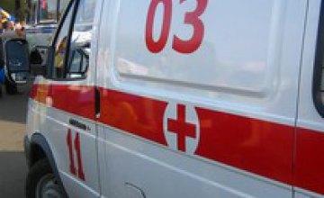 В Днепропетровске монтажник умер, упав с 6-метровой высоты