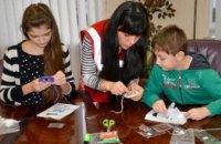 Детей АТОшников приглашают в Днепропетровскую ОГА на творческие мастер-классы