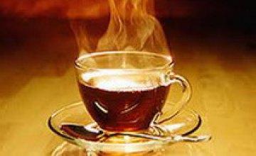 В магазинах и торговых центрах Днепропетровска горожанам будут давать горячий чай