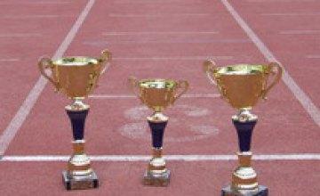 Юные днепропетровцы завоевали 32 медали на Чемпионате Украины по легкой атлетике