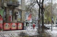 После непогоды энергетики восстановили электроснабжение в 90 населенных пунктах Днепропетровской области