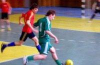 5 апреля в Днепропетровске завершился чемпионат города по футзалу