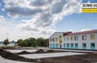 Буде цілий спортивний комплекс на відкритому повітрі: у Карпівці оновлюють стадіон опорної школи