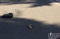 ДТП в Кривом Роге: мотоциклист сбил девушку с 5-летним ребенком