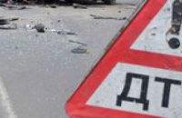На ул. Космическое в Днепре произошло очередное ДТП с пострадавшими