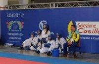 Спортсмены из Днепра завоевали 10 медалей на чемпионате Европы по таэквон-до