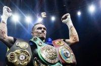 По версии Yahoo!Sports Александр Усик стал лучшим боксером 2018 года