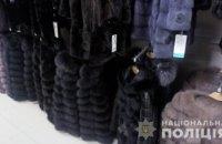 На Днепропетровщине 29-летняя женщина украла меховой жилет из магазина