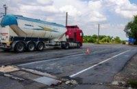 На Днепропетровщине запретили движение грузовиков: причины