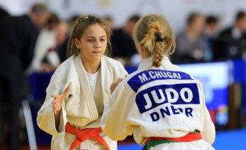 В Днепре пройдет турнир по дзюдо среди девушек