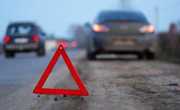 На Днепропетровщине столкнулись легковушки: есть пострадавшие