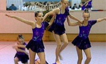 В Днепропетровске пройдет Чемпионат Украины по эстетической гимнастике