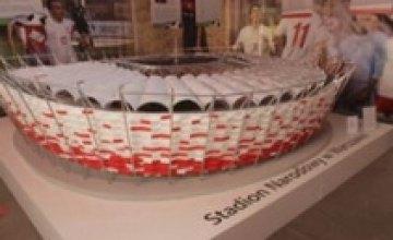В польском Лодзи можно посмотреть мини-стадионы к Евро-2012