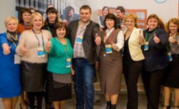 «Наши люди»: как учитель математики из Верхнеднепровска осваивает европейские программы