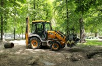 Современный парк в Каменском планируют открыть ко Дню города в сентябре