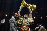 Александру Усику – 32: главные достижения украинского боксера (ФОТО)