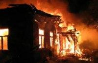 В Донецкой области во время пожара погибла пожилая  женщина