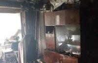 На Днепропетровщине пожар в квартире потушили за полчаса (ФОТО)