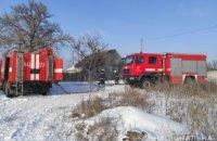 В Павлограде пьяный мужчина устроил пожар, в котором погиб ребенок