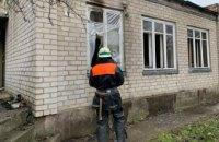 В частном доме Новомосковска вспыхнул пожар: погиб 82-летний мужчина
