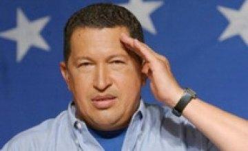 Сегодня в Украину с официальным визитом прибывает Уго Чавес