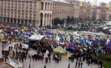 Днепропетровские фермеры намерены поддержать предпринимателей в Киеве