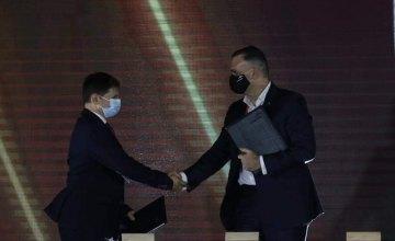 Меморандум про співробітництво підписали «АрселорМіттал» та провідні ВИШі Кривого Рогу