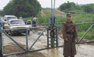 Госграница между Крымом и Украиной начнет полноценно функционировать с 25 апреля