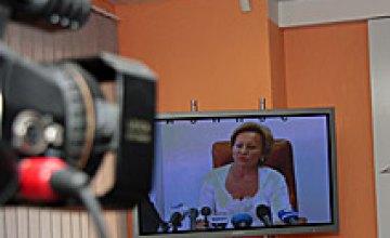Пресс-конференция «БЮТ призывает Президента сохранить коалицию» в пресс-центре ИА «НОВЫЙ МОСТ»