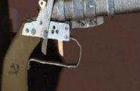 Днепродзержинские правоохранители разоружили местного жителя
